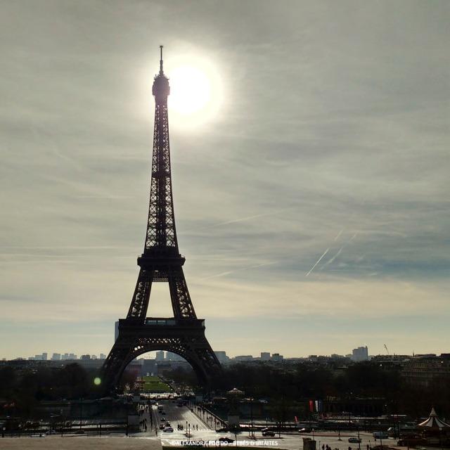 Viagem a Paris
